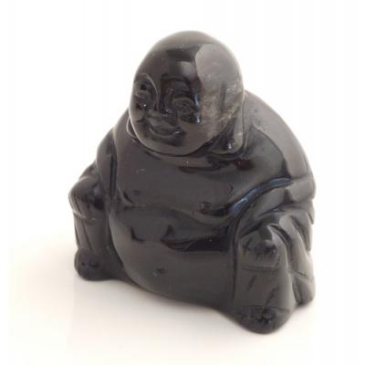 Buddha in Onice Nera