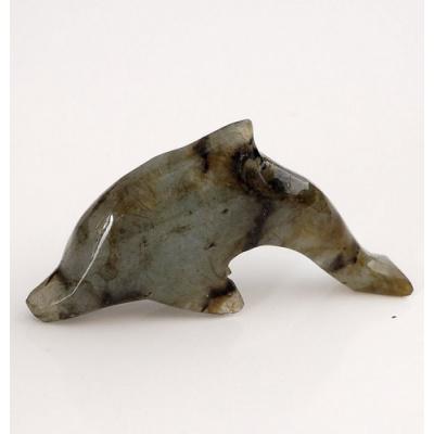 Delfino in Labradorite