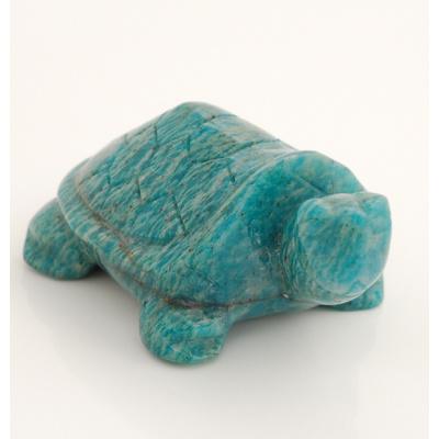 Tartaruga in Amazzonite