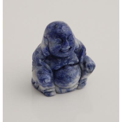 Buddha in Sodalite