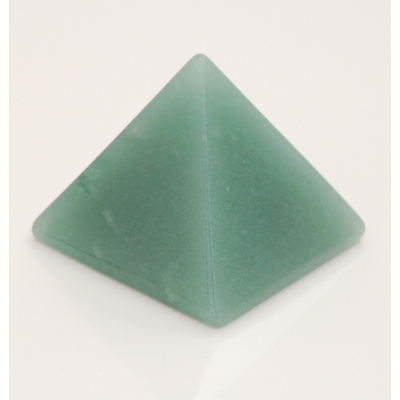 Piramide in Avventurina Verde
