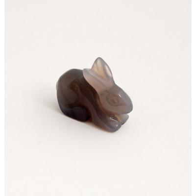Coniglio in Agata Naturale