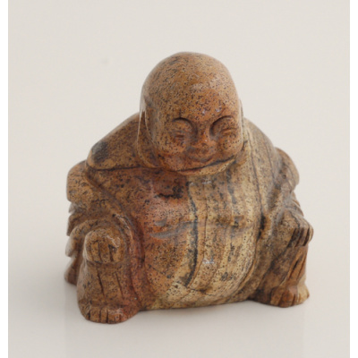Buddha in Pietra Paesina