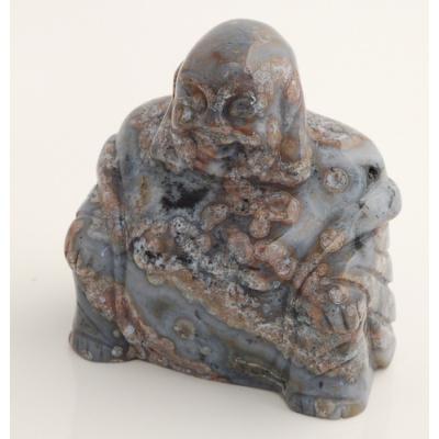 Buddha in Diaspro Orbicolare
