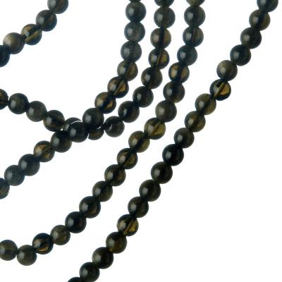 Labradorite - Filo di sfere lisce da 4mm