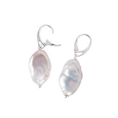 Orecchini di Perle e Ag 925