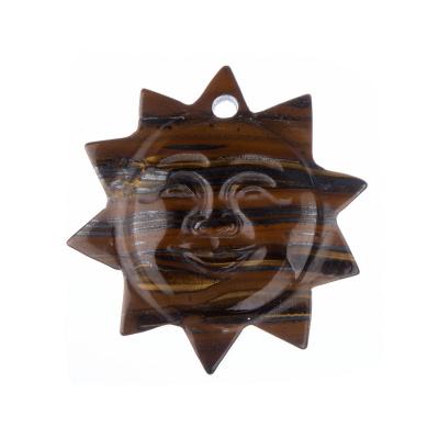 Sole in Occhio di Tigre