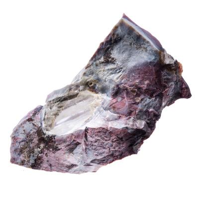 Calcedonio con Selenite - 1337.9 gr. - 10.5x18x6.4 cm.