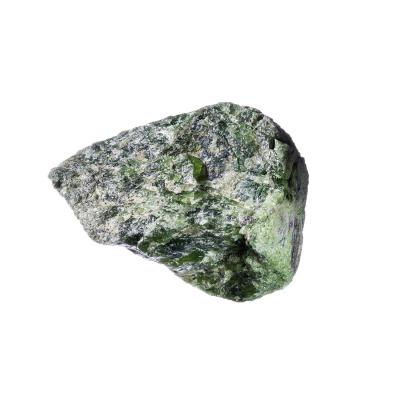Olivina (Peridoto) - 1443.5 gr. - 9.7x14x7 cm.
