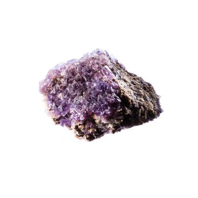 Fluorite - 602 gr. - 10x6x9.5 cm.