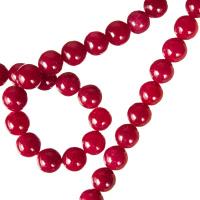 Radice Di Rubino - Filo di sfere lisce da 6 mm