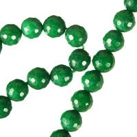 Radice Di Smeraldo - Filo di sfere sfaccettate - 8mm