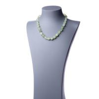 Collana Corta di New Jade burattata - 48cm