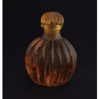 Snuff Bottle in Ambra Messicana