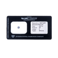 Diamante garantito con Gift Box - F/IF - da 0,20 a 0,27 carati