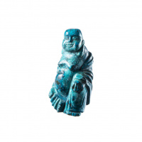 Budda in Turchese