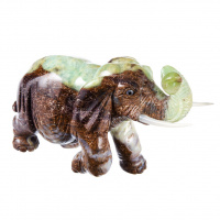 Elefante in Crisoprasio