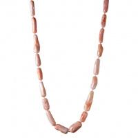 Collana di Corallo Rosa Pelle d'Angelo e Oro 18k