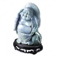 Budda in Giada Lavanda