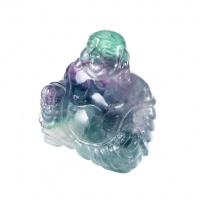 Buddha di Fluorite