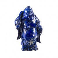 Budda in Lapislazzuli - con piccoli difetti
