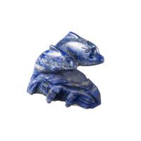 Delfini di Lapislazzuli - con piccolo difetto