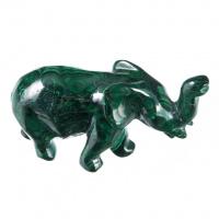 Elefante in Malachite