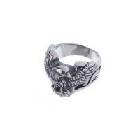 Anello uomo in Acciaio inossidabile - Aquila