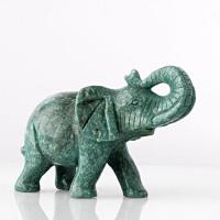Elefante in Amazzonite
