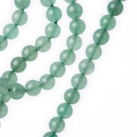 Avventurina Verde - Filo di sfere lisce da 6mm