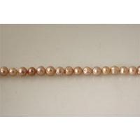 Filo di Perle naturali Rosa 8 - 9 mm