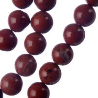 Diaspro Rosso - Sfera liscia da 12mm