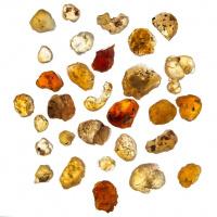 Opale di Fuoco naturale grezzo qualità Extra - 1 grammo circa