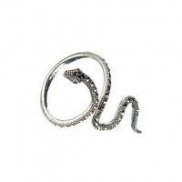 Anello serpente di Marcasiti e Argento 925