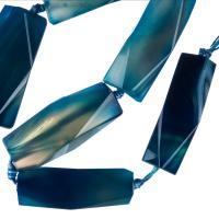 Agata Blu - elemento irregolare - 1 pz