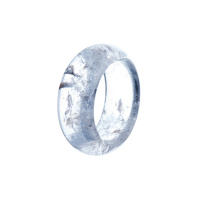 Anello All Stone in Cristallo di Rocca - Medium