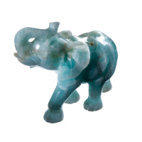 Elefante in Aragonite
