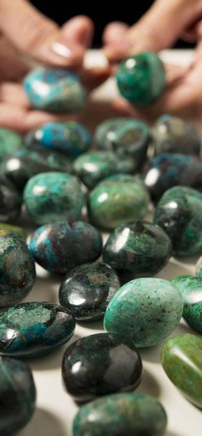 Minerali Burattati